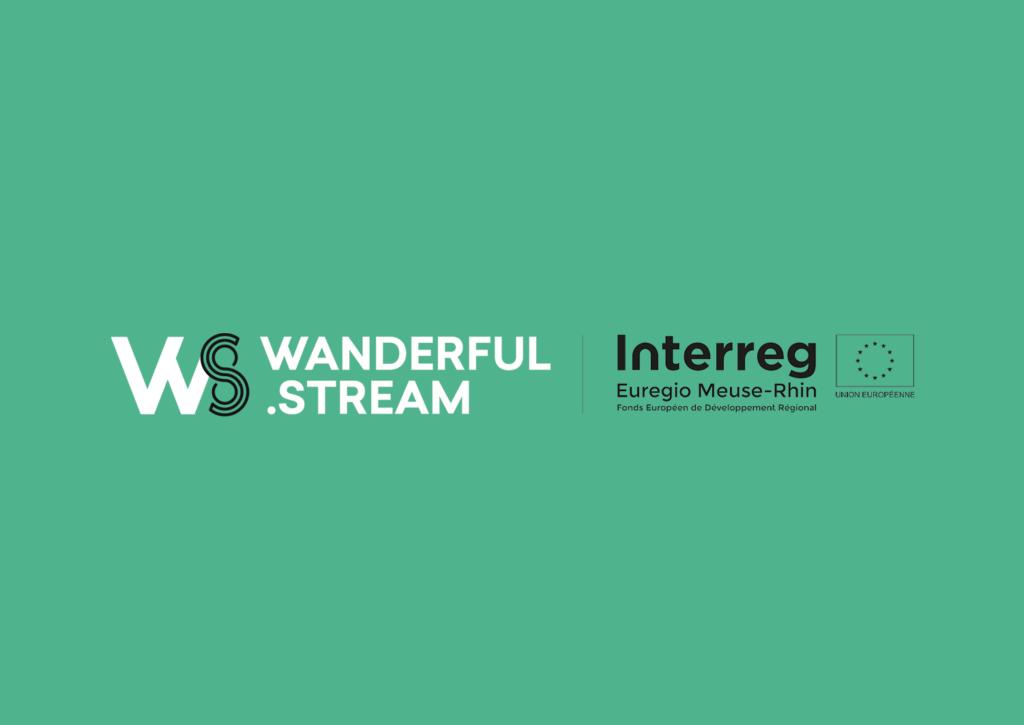 Logo du projet Interreg Wadnerful stream